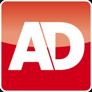 Flinke Jongen in het Algemeen Dagblad